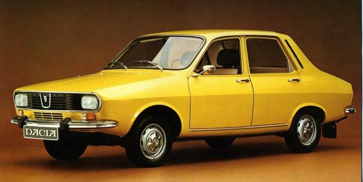 Dacia 1300 | Dacia Renault