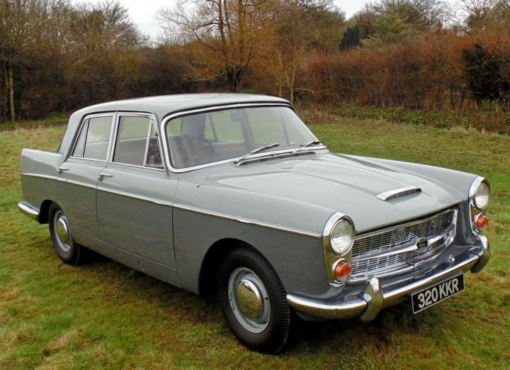 Austin A99 Westminster 1601 | pioneer-automobiles.co.uk