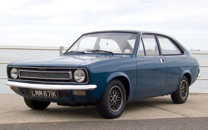 Morris Marina Coupé (1971-1980)