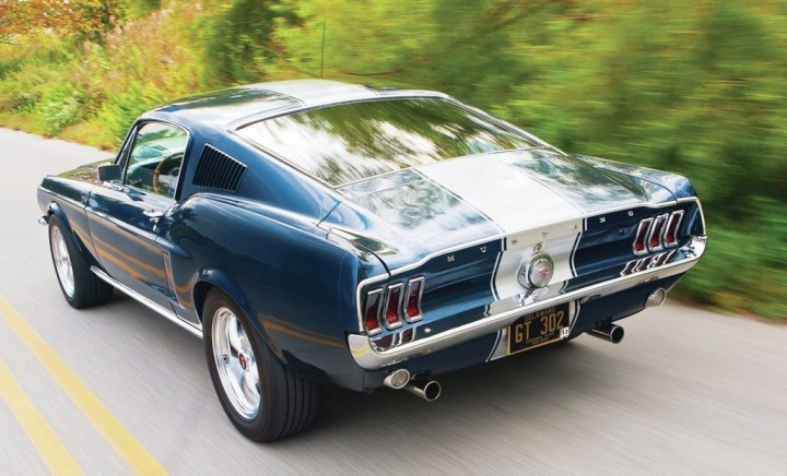 Ford Mustang Fastback (1968) | modmustangandfords
