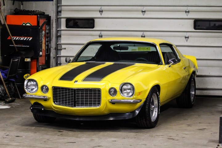 Muscle Cars y Pony Cars: Chevrolet Camaro (1970) | Carbox