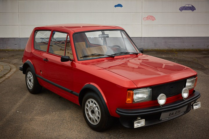 Volkswagen Golf: Prototipo inicial EA 276 | Volkswagen