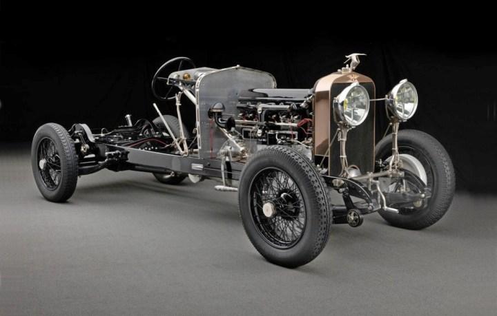 Chasis Hispano-Suiza H6C (1928)
