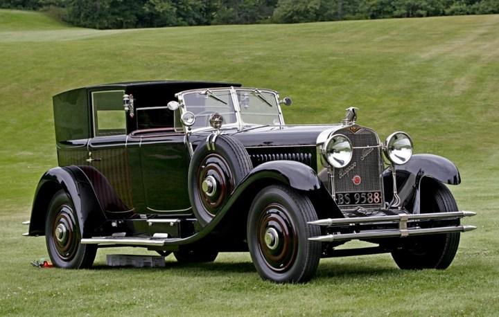 Hispano-Suiza H6B1 (1922)