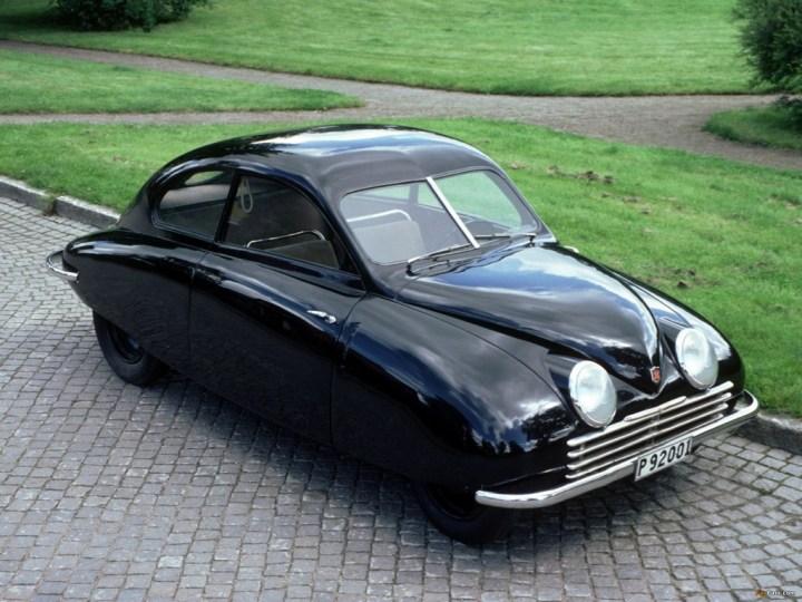 Saab 92, el primer prototipo de 1947 | Saab