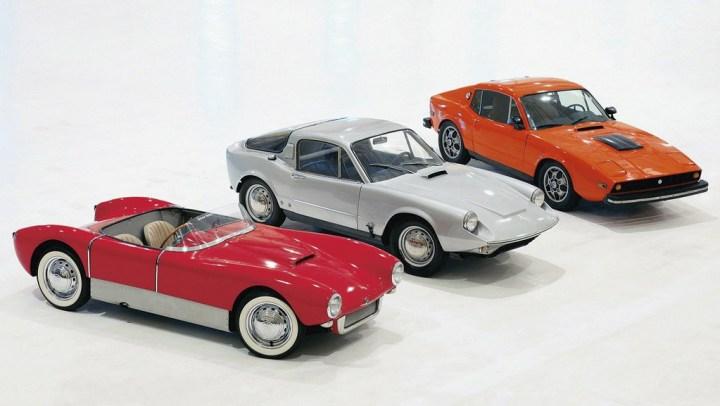 Saab Sonett I, II y III | Motor Trend / Wesley Allison