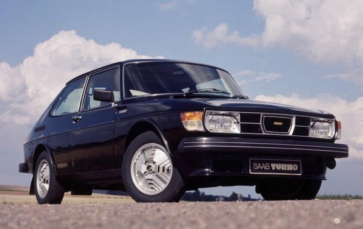 Saab 900 Turbo (1977) | Saab