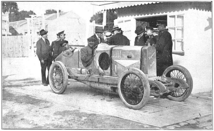 """Hispano-Suiza: """"La Sardina"""" (1913)"""