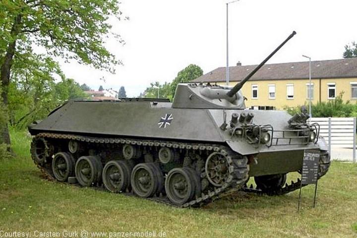 Hispano-Suiza: El HS-30, el dichoso tanque de la discordia | Carsten Gurk