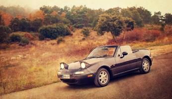 Mi primer clásico · Mazda MX-5