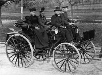 Benz Velo (versión de 1895) | Daimler AG