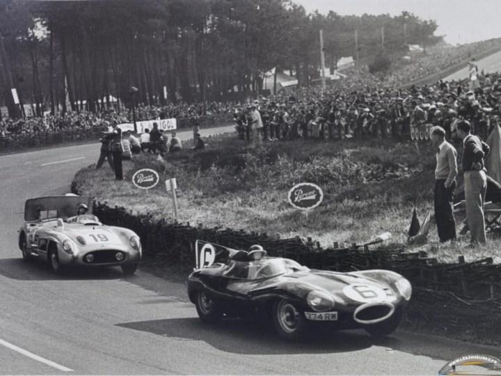 Las 24 Horas de Le Mans de 1955: Hawthorne y Levegh, camino a la catástrofe