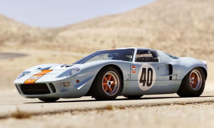 Ford GT40 MkI | RM Sotheby's