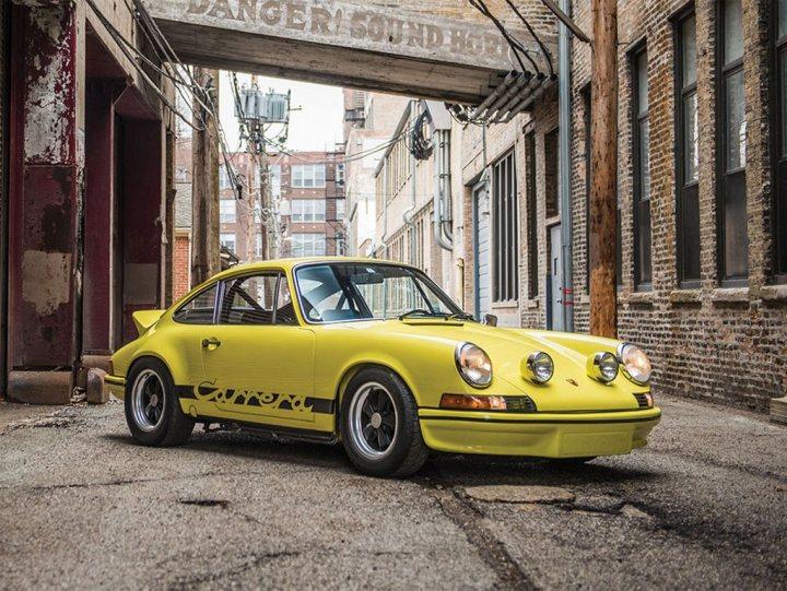 Top 10 Coches Clásicos Alemanes: Porsche 911 | RM Sotheby's