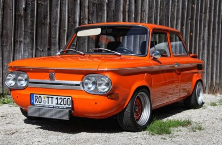 NSU TT (1965-72)