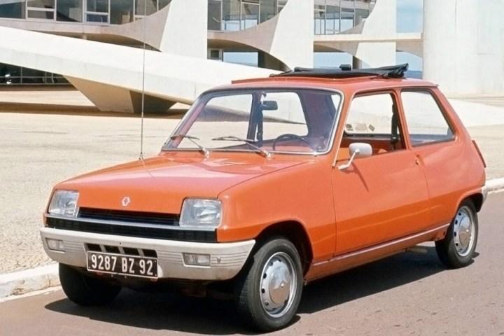 Coches clásicos franceses: Renaul 5 | Renault