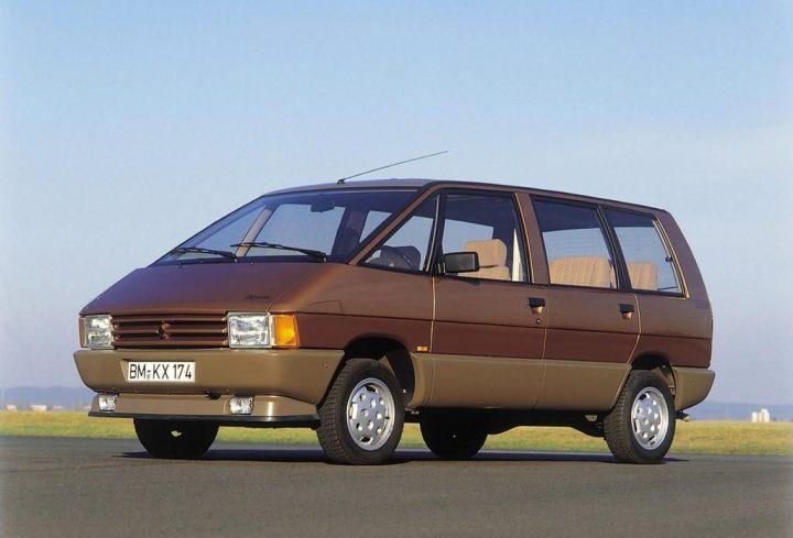 Coches clásicos franceses: Renault Espace | Renault