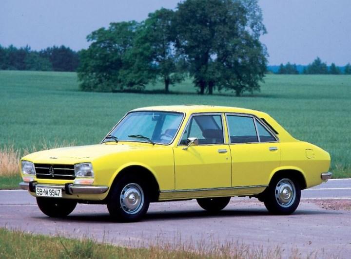 Coches clásicos franceses: Peugeot 504