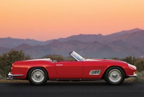 250 GT SWB Spyder California