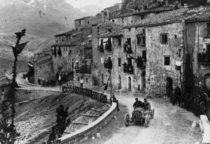 Targa Florio 1907