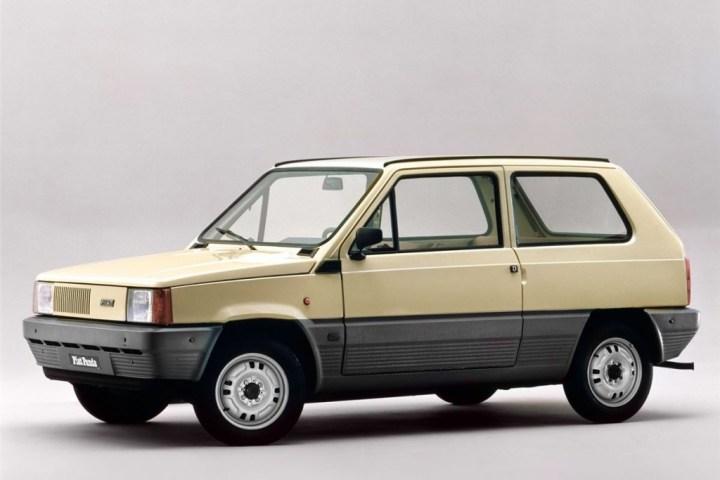 Coches clásicos italianos: Fiat Panda | FCA