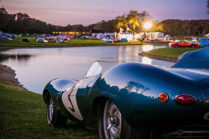 Calendario de coches clásicos 2018 | Amelia Island
