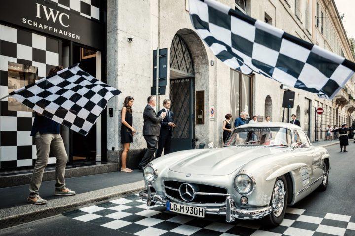 Calendario de coches clásicos 2018 | Passione Caracciola, IWC