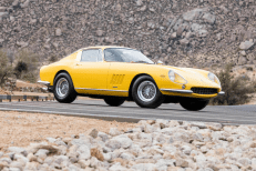 1967 FERRARI 275 GTB/4 est 2,8-3,4 M$ (Bonhams)