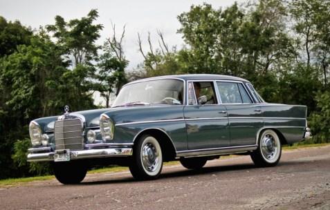 """Mercedes-Benz """"Gran Colas"""" (1959-68)"""