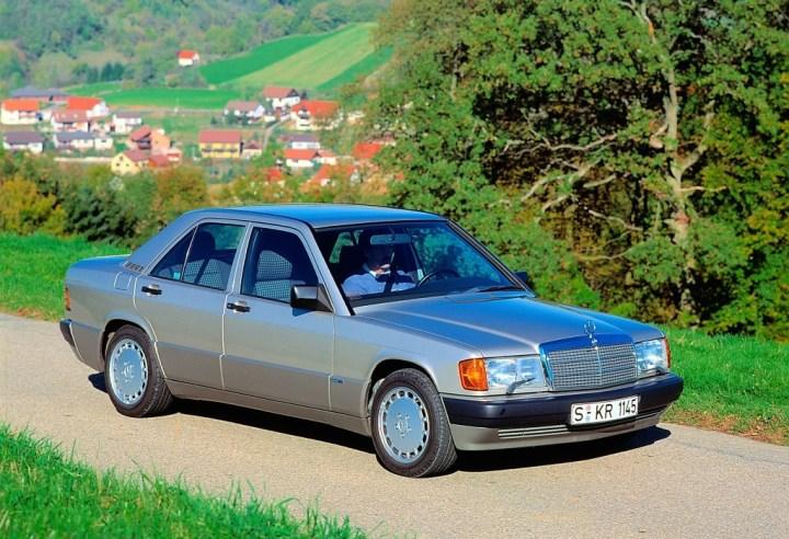 Mercedes-Benz 190 (1982-93) | Daimler