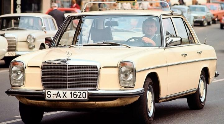 Mercedes-Benz 8 (1968-76) | Daimler