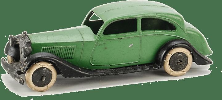 Coches a escala: Dinky Toys