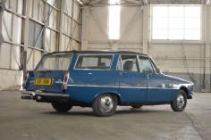 Rover P6 3500 Auto Estourer 1974