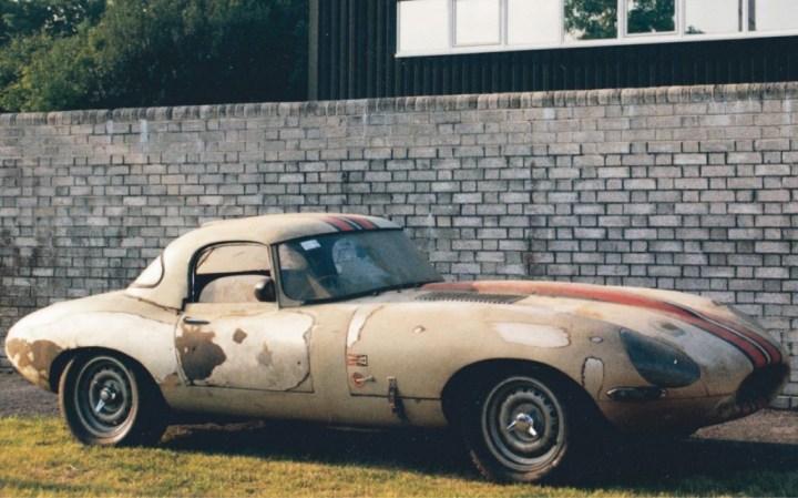 Barnfinds: Jaguar E-Type Lightweight | RM Sotheby's
