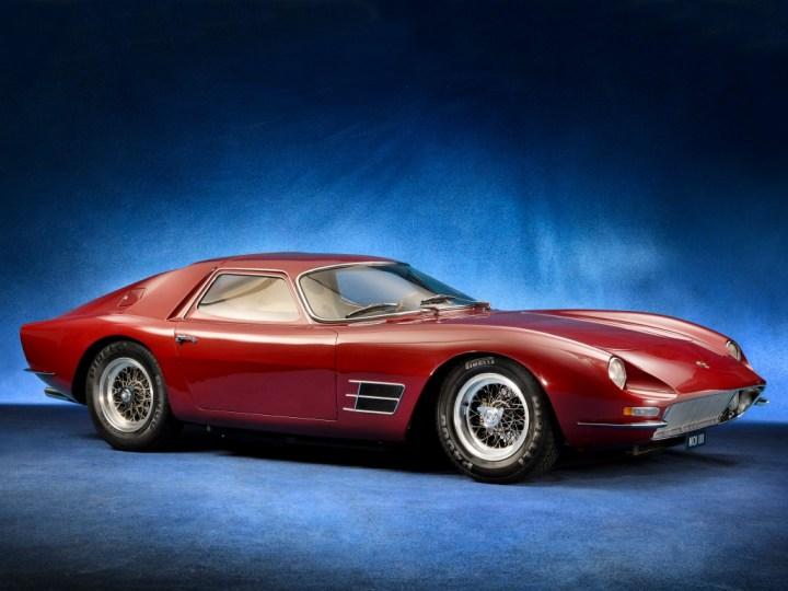 "Barnfinds: Lamborghini 400 GT ""Monza"" | Bonhams"