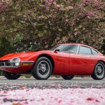 Coches clásicos japoneses: Toyota 2000 GT