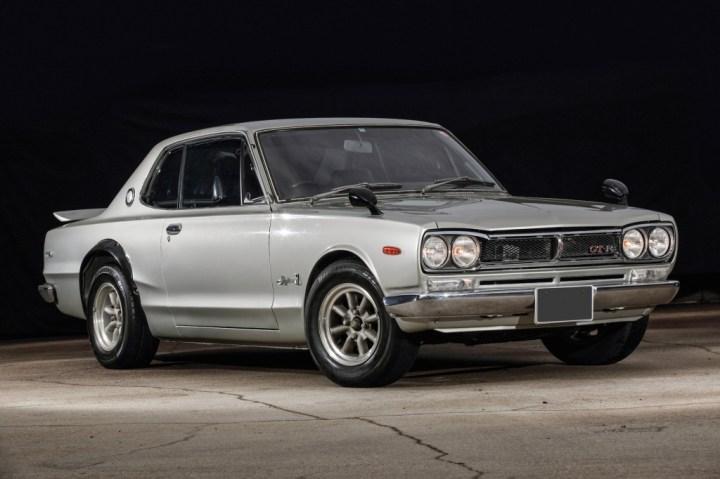 Coches clásicos japoneses: Nissan GT-R Hakosuka