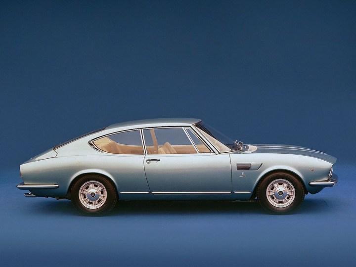 Diseño italiano de automóviles: Ghia