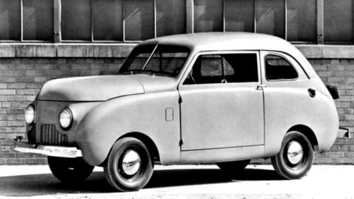 Diseño italiano de automóviles: Crosley