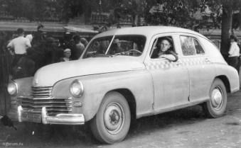 Diseño italiano de automóviles: GAZ Pobeda
