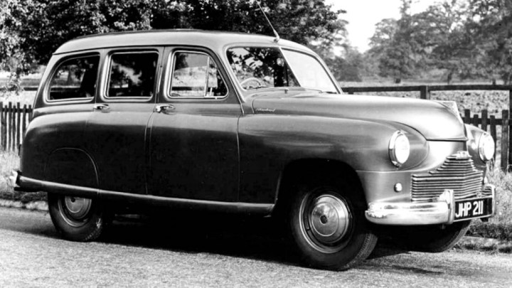 Diseño italiano de automóviles: Standard