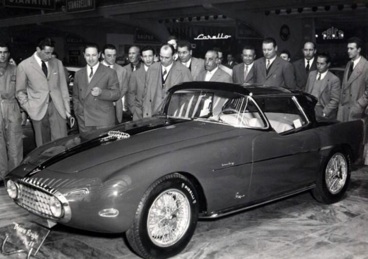 Diseño italiano de automóviles: Vignale
