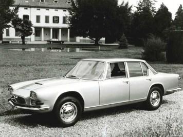 Diseño italiano de automóviles: Frua