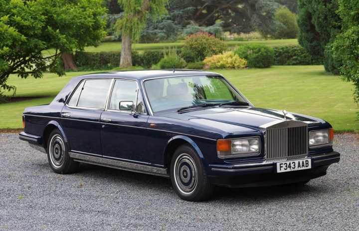 Rolls–Royce Silver Spur