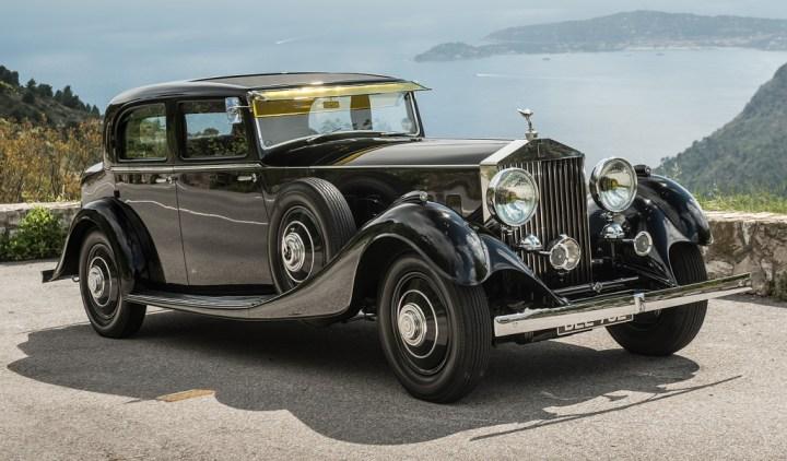 Rolls–Royce Phantom II