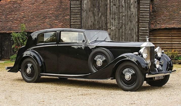 Rolls–Royce Phantom III