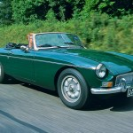 Coches clásicos ingleses: MGB