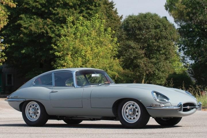 Jaguar E-Type (1963) | RM Sotheby's