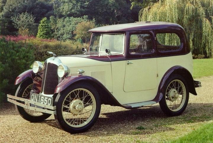 Austin Seven (1927)