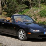 Mi primer coche clásico: Eunos Roadster, Sierra
